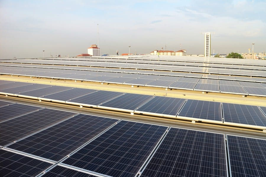 Solar Powers Business: The Companies Behind the Midwest's Largest Rooftop Solar Installation