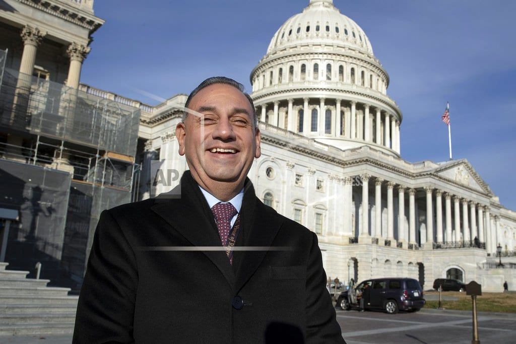 WASHINGTON  | Their numbers growing, Latinos gain clout in new Congress