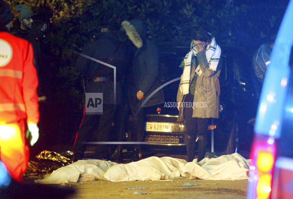 ROME | Italy: Teen, club owners investigated in fatal stampede