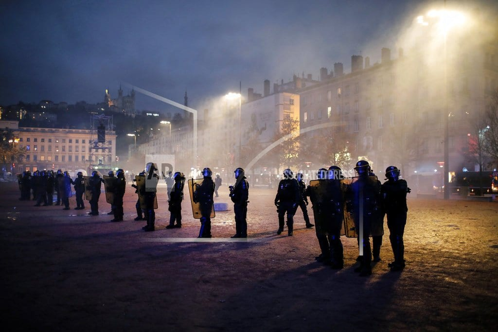 PARIS | The Latest: Pressure mounting on French leader over protests