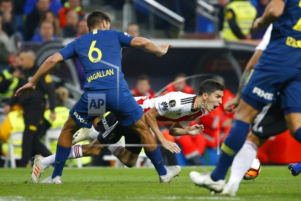 MADRID   Copa Libertadores saga ends as River Plate wins in Madrid