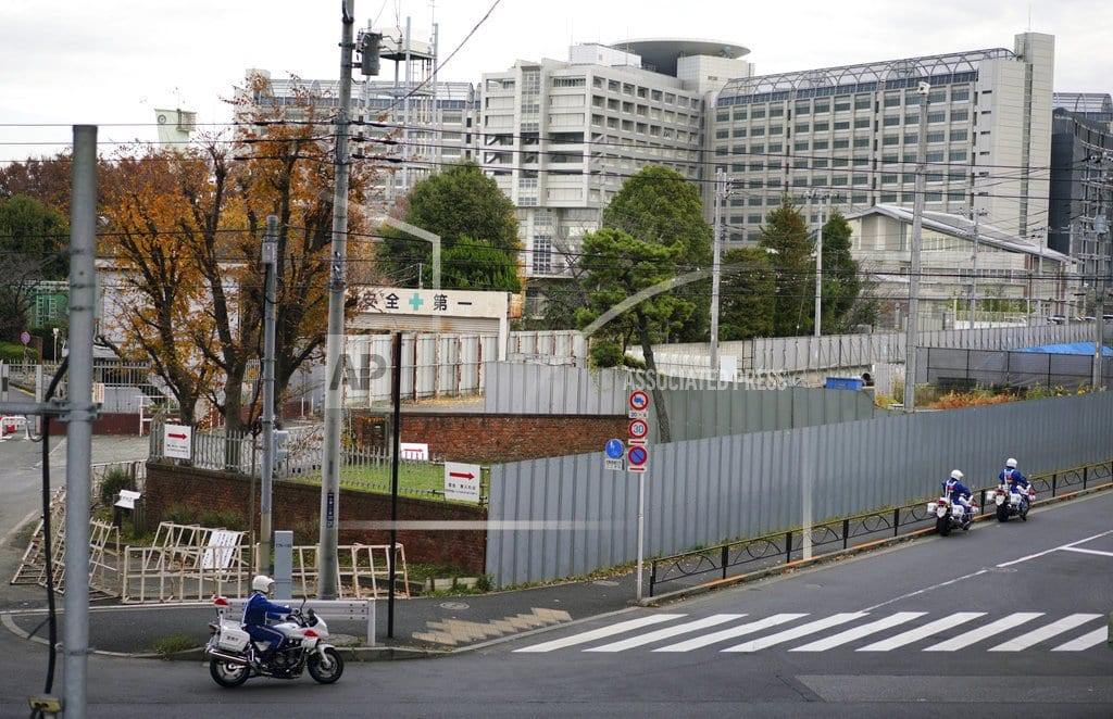 TOKYO | The Latest: PM Abe says Japan-French ties unshakable