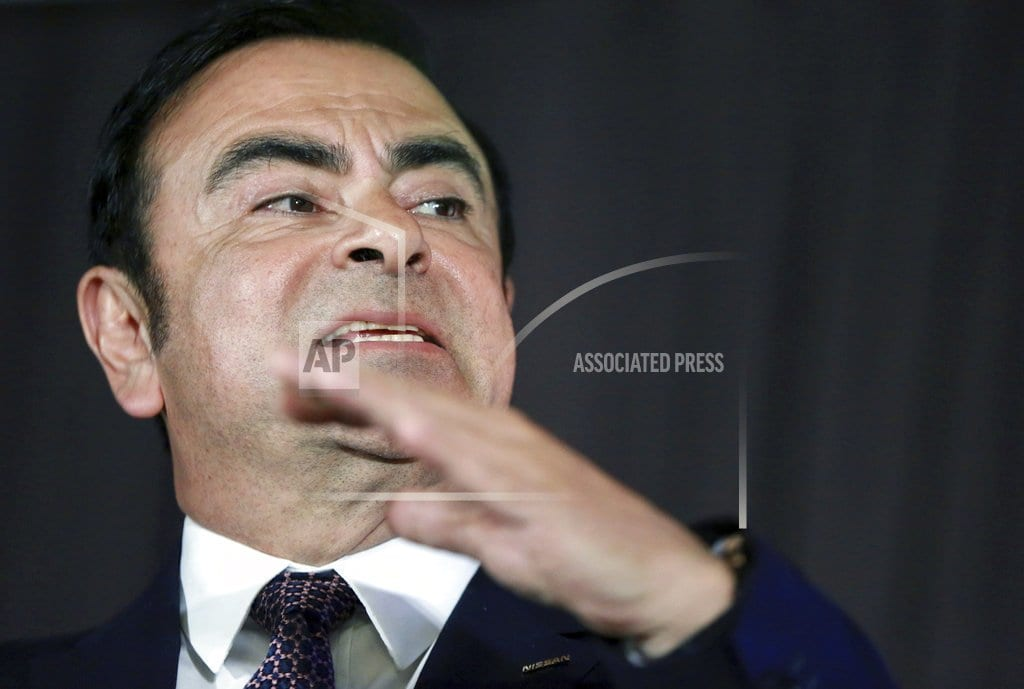 TOKYO | Lawyers protest detention of Kelly, Ghosn's co-accused