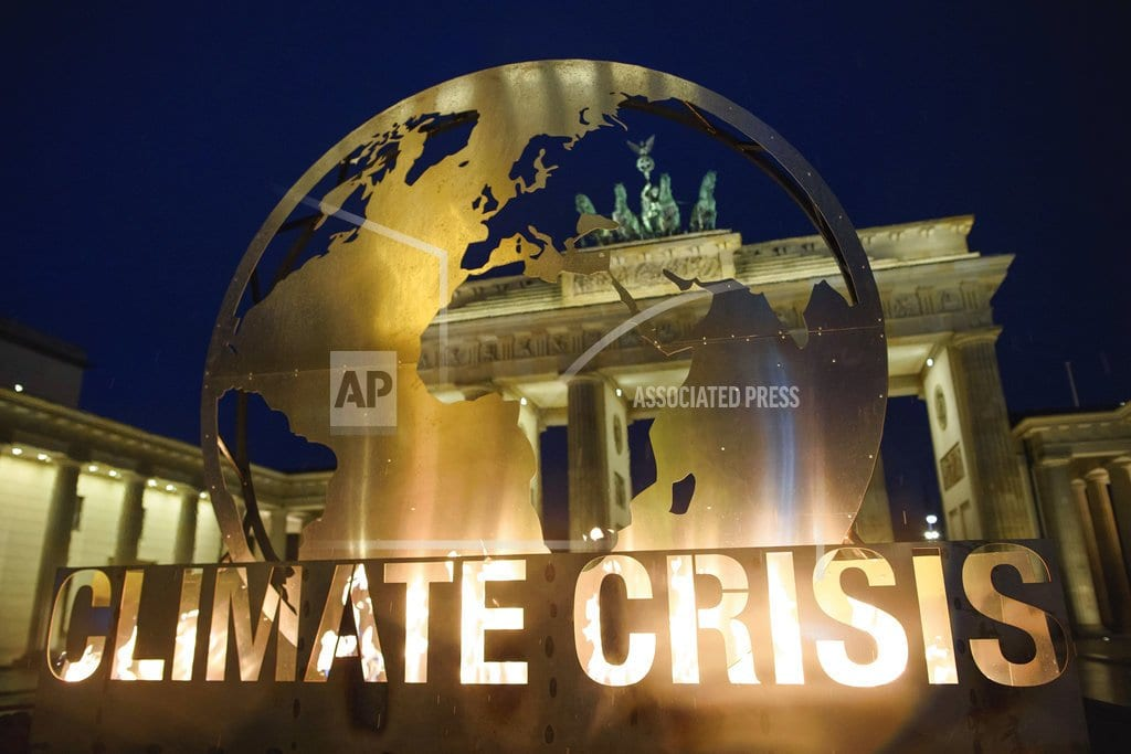 KATOWICE, Poland | The Latest: UN chief returning to press for climate deal