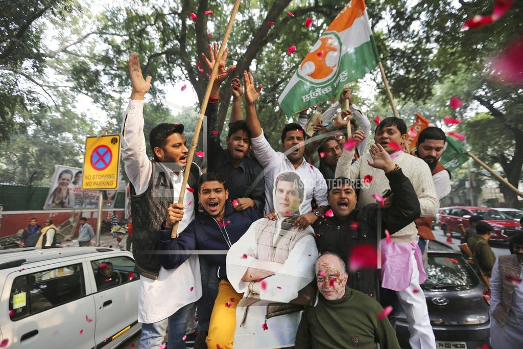 NEW DELHI | Indian Prime Minister Modi's party loses key state elections