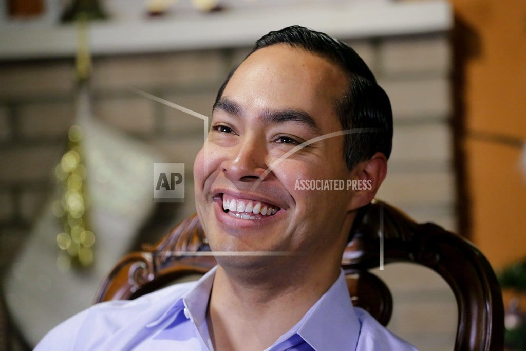 SAN ANTONIO | APNewsBreak: Julian Castro moves toward 2020 White House run
