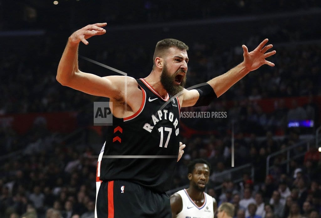 LOS ANGELES  | Raptors hand Clippers worst loss of season, 123-99