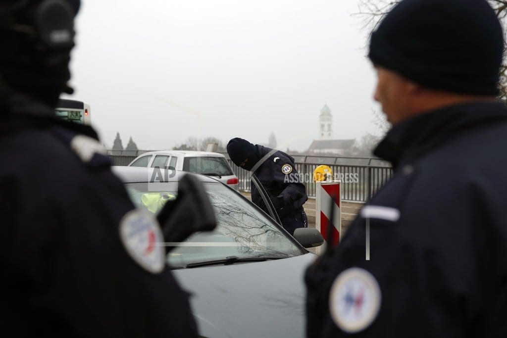 STRASBOURG, France | Strasbourg shooting suspect: An ex-convict tracked by police