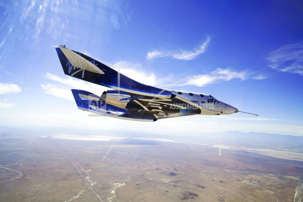 MOJAVE, Calif. | Virgin Galactic aims to reach space soon with tourism rocket