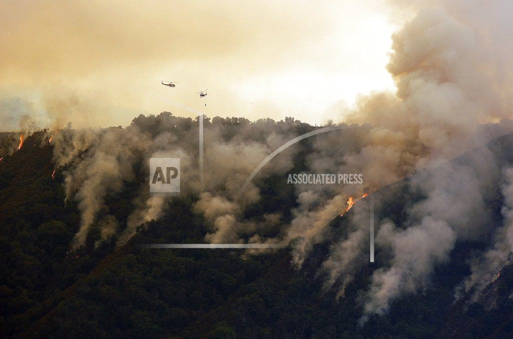 LOS ANGELES | Report rips expensive decisions in California wildfire fight