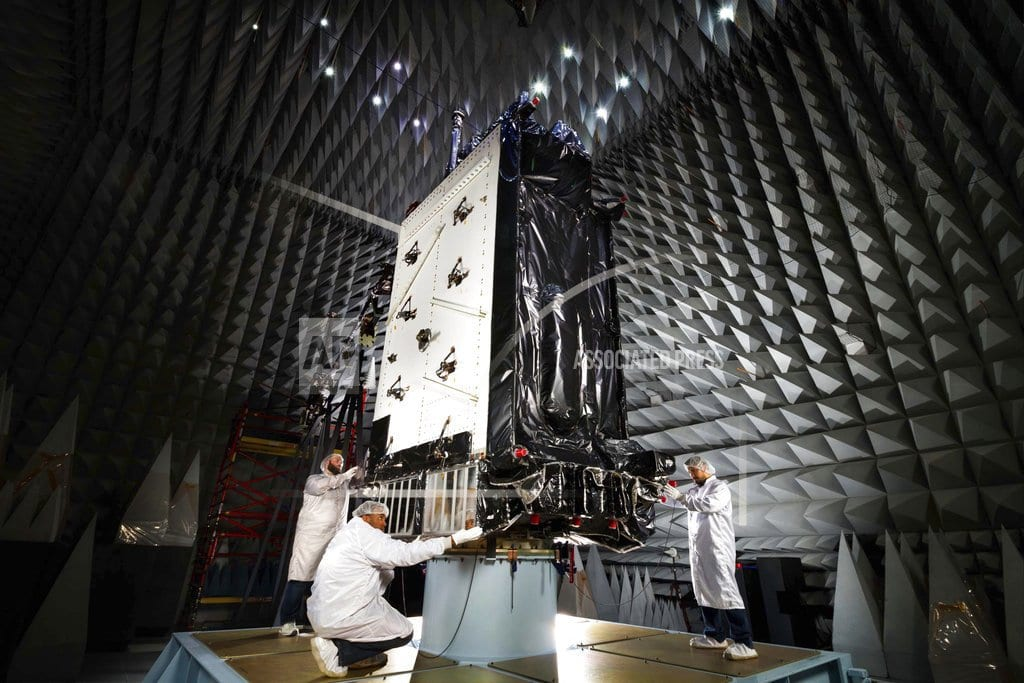 DENVER | Next-generation of GPS satellites are headed to space