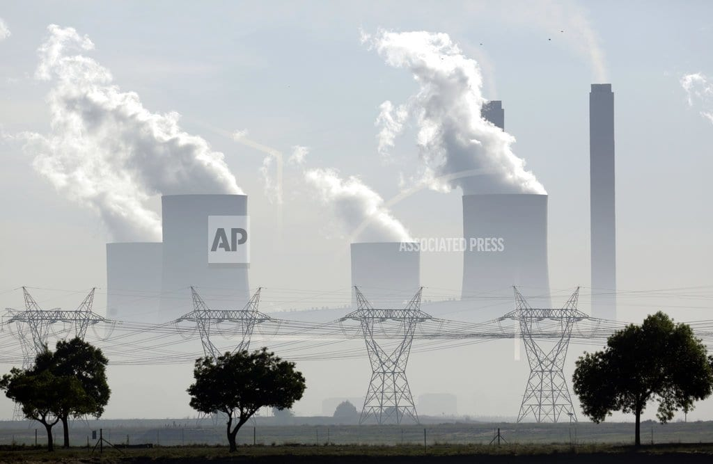 KATOWICE, Poland | The Latest: Chile to host next year's UN climate summit
