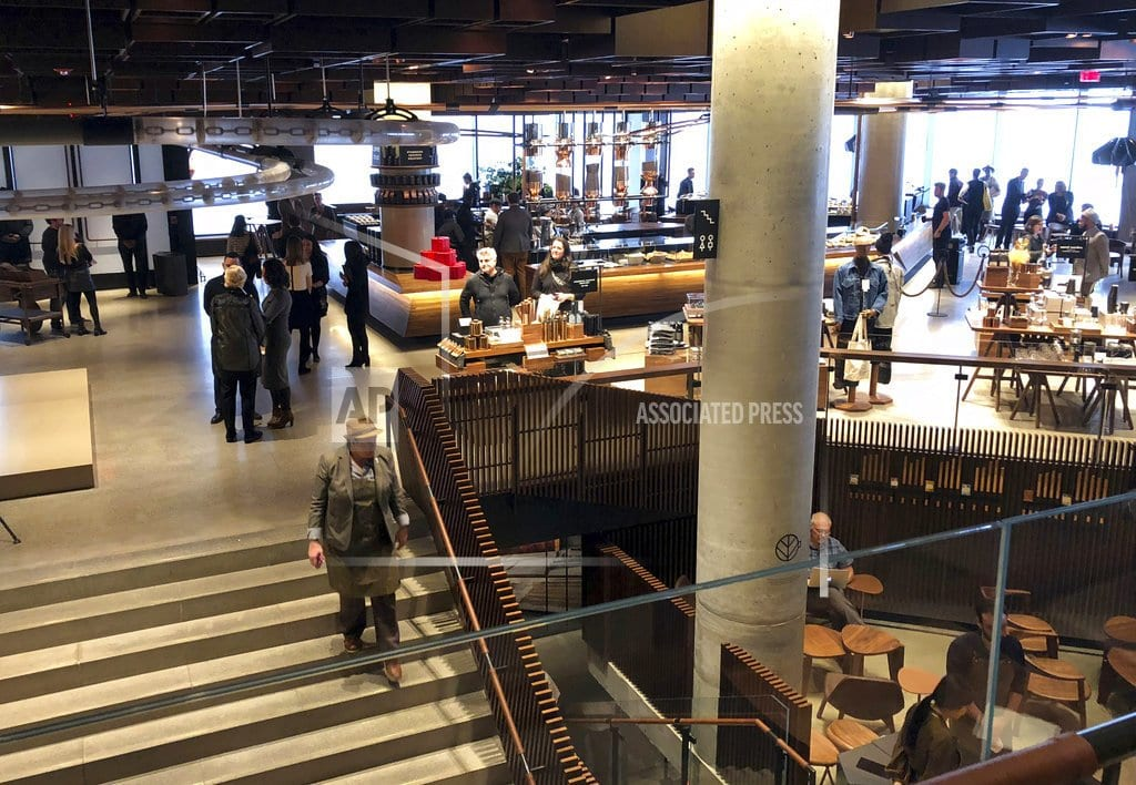 NEW YORK| Starbucks to expand delivery in US, China