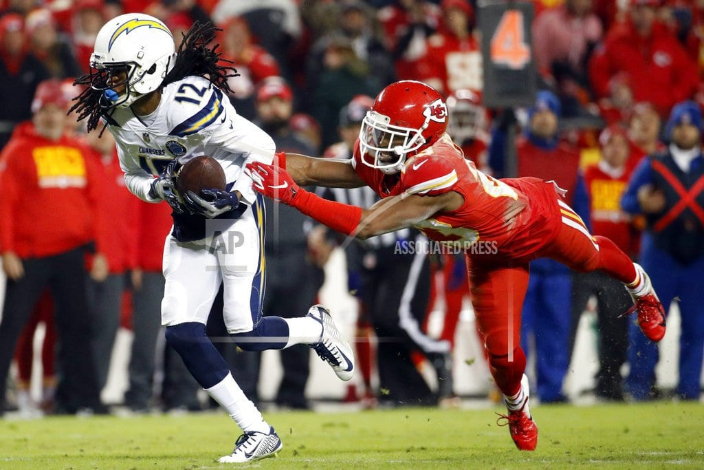 KANSAS CITY, Mo | Chiefs left to stew over missed chances against Chargers