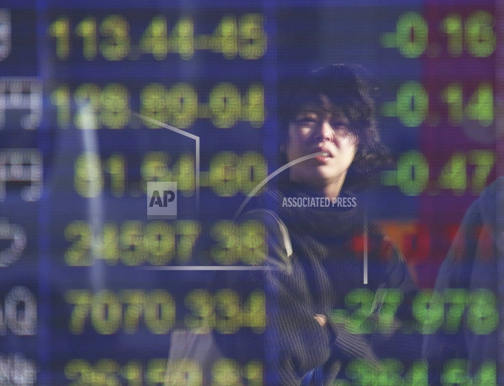 SINGAPORE | World markets fall on Chinese growth concerns