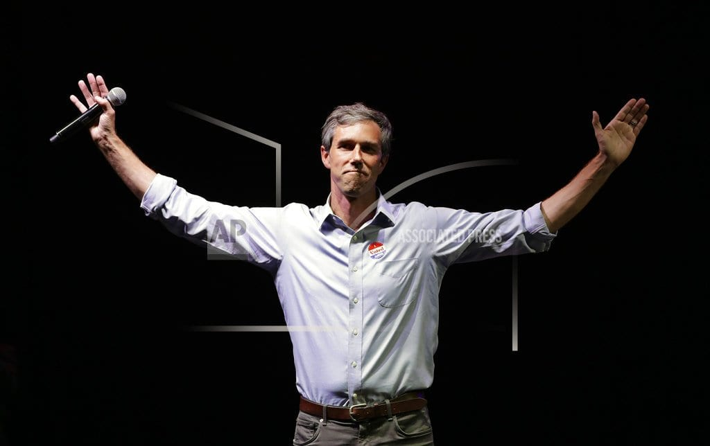 AUSTIN, Texas | O'Rourke, other Dems don't want tent city's contract renewed