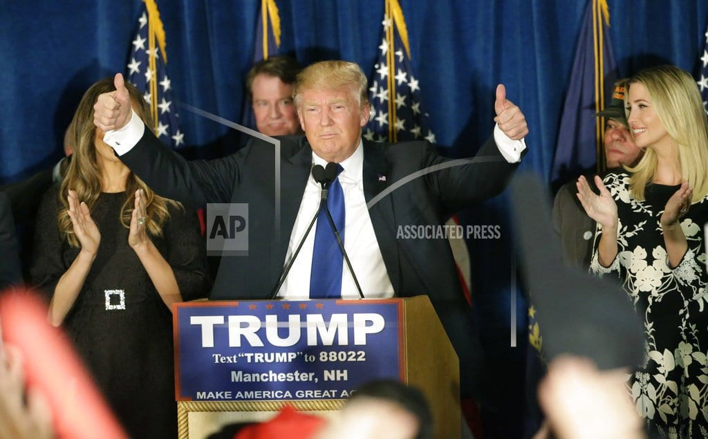 CONCORD, N.H | Effort to put New Hampshire GOP behind Trump faces pushback