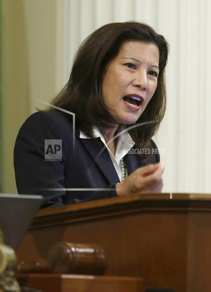 SAN FRANCISCO | California chief justice gives up Republican Party label