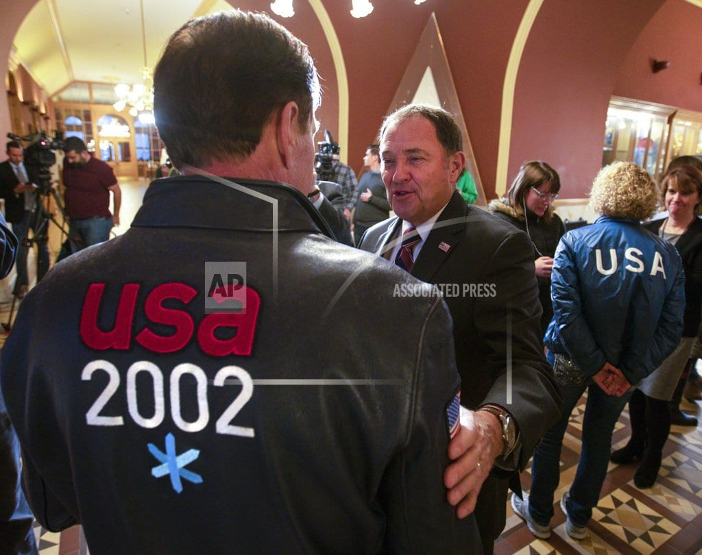 SALT LAKE CITY | Salt Lake City bids for 2nd Olympics in changed climate
