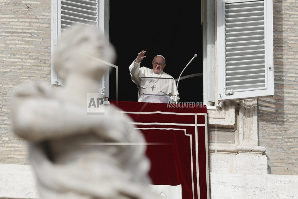 VATICAN CITY | Pope shakes up Vatican communications operations