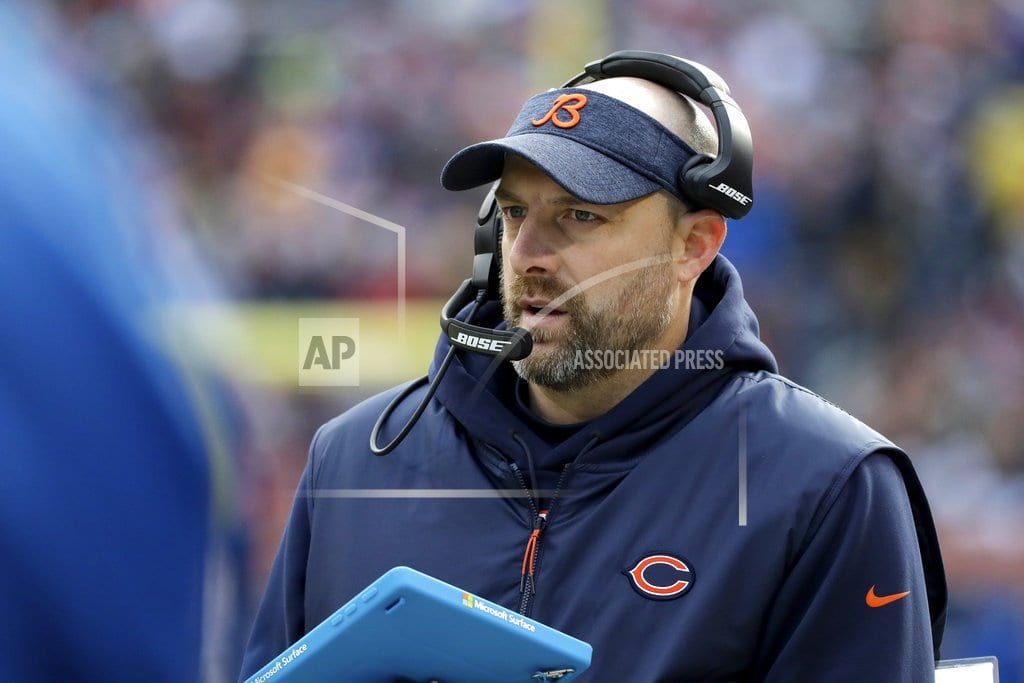 CHICAGO | Bears clinch NFC North with 24-17 victory over Packers