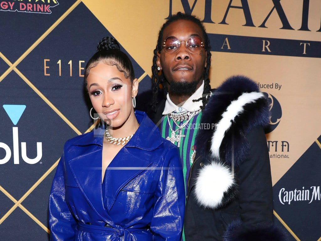 LOS ANGELES | Offset interruption of Cardi B at Rolling Loud spurs outrage