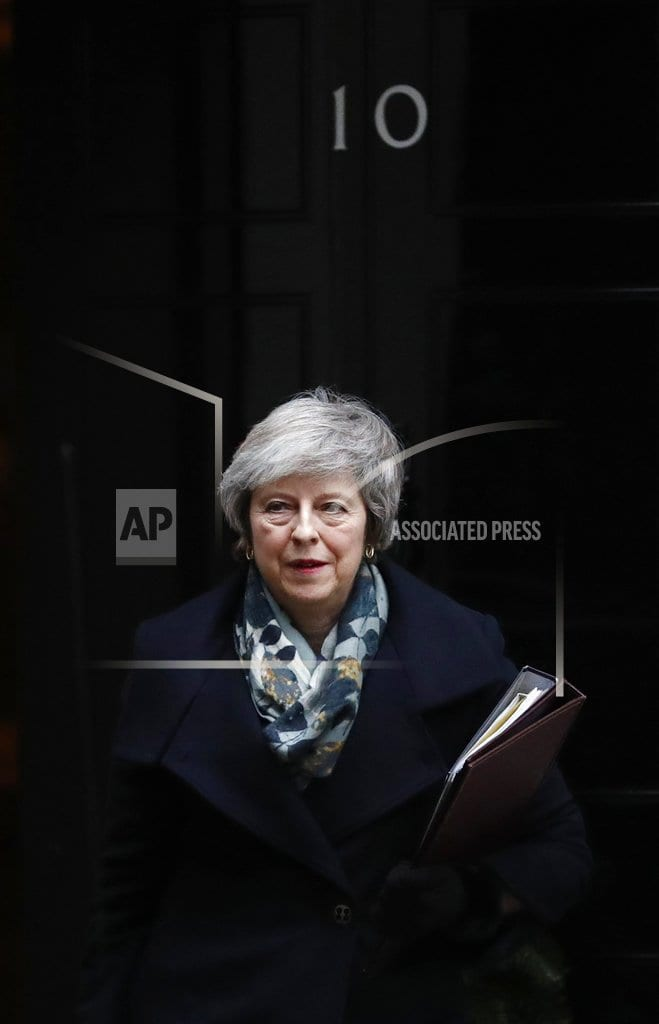 LONDON | UK to ramp up 'no-deal' Brexit preparations amid impasse