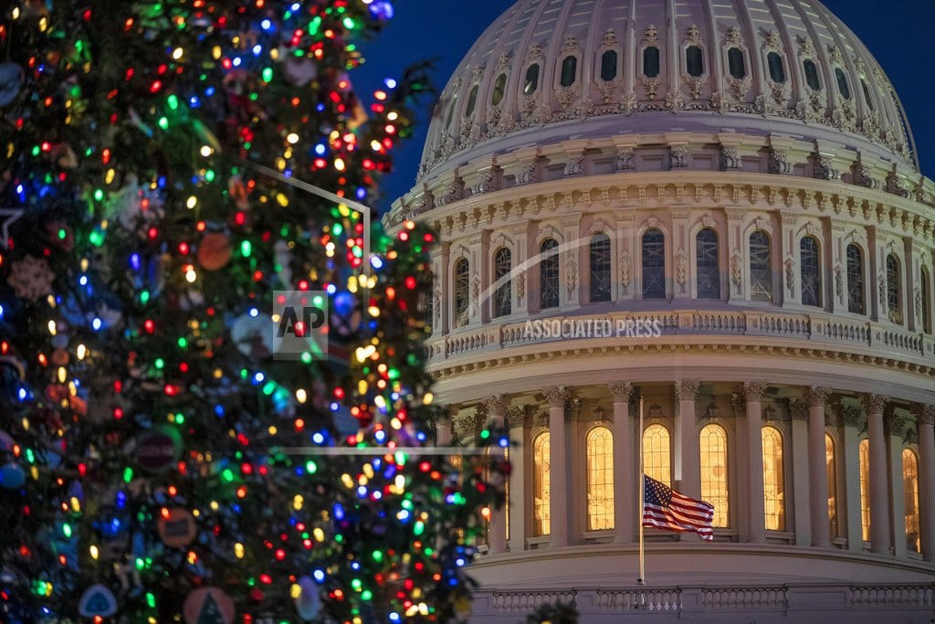 WASHINGTON | Little if any progress as partial government shutdown looms