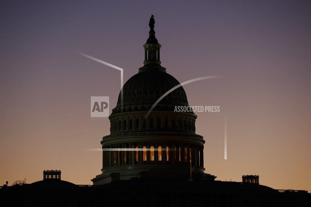 WASHINGTON | The Latest: Trump hails passage of criminal justice bill