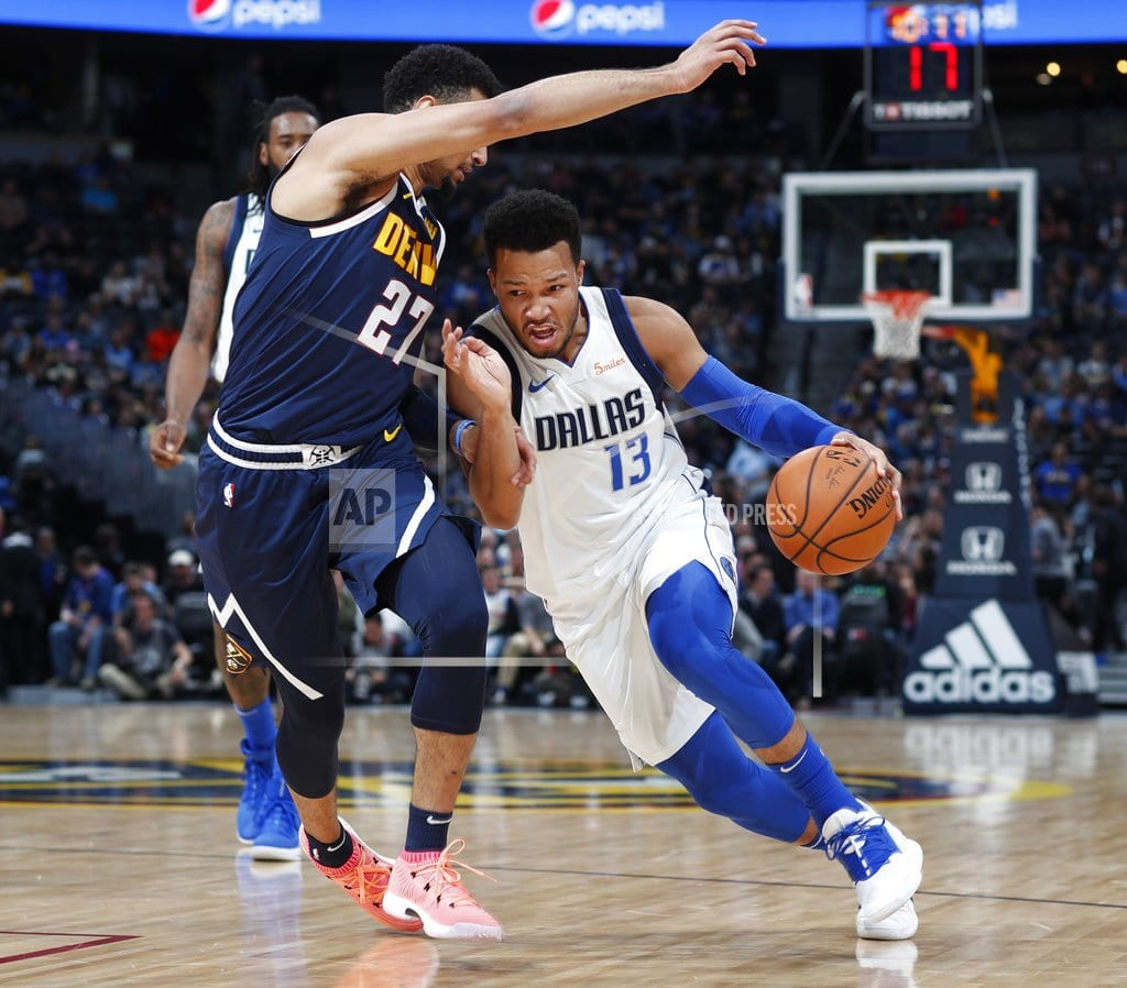 DENVER | Nuggets win 7th straight at home by beating Mavs 126-118