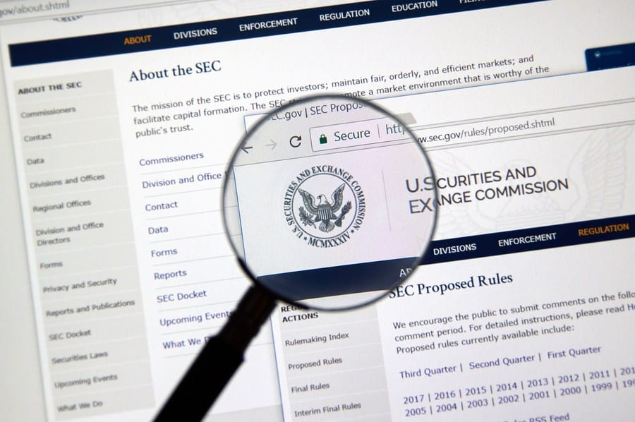 SEC News: SEC Charges Former New York Investment Advisor, Hector May and Daughter, Vania Bell, With Conducting a Ponzi Scheme