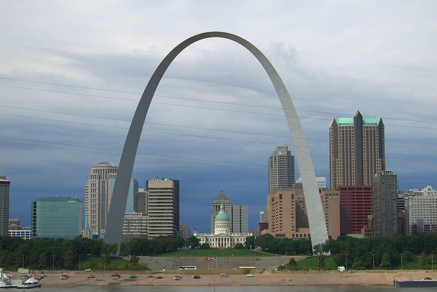 St. Louis News: St. Louis City, Federal Government Celebrate Transfer of Land for Next NGA West Site