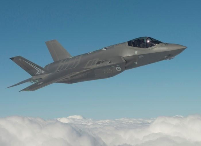 Business News: Australia's First F-35s Arrive Home To RAAF Williamtown Heralding New Era For The Australian Defence Force