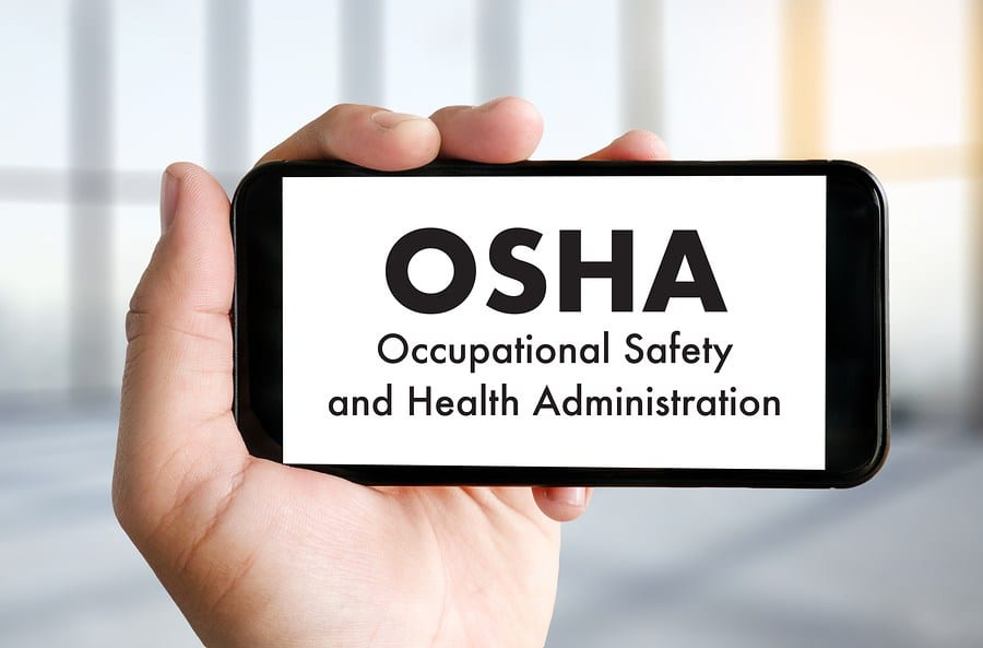 OSHA Releases Top 10 List of Most Frequently Cited OSHA Standards for FY 2018