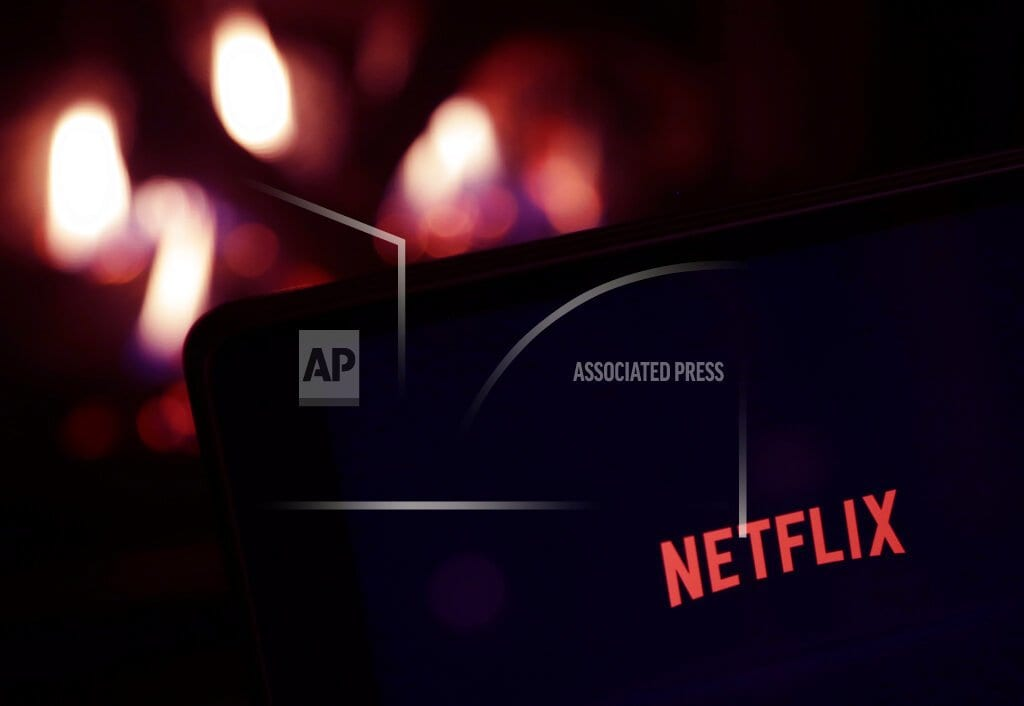 SAN FRANCISCO | Netflix's solid 4Q eclipsed by projected slowing US growth
