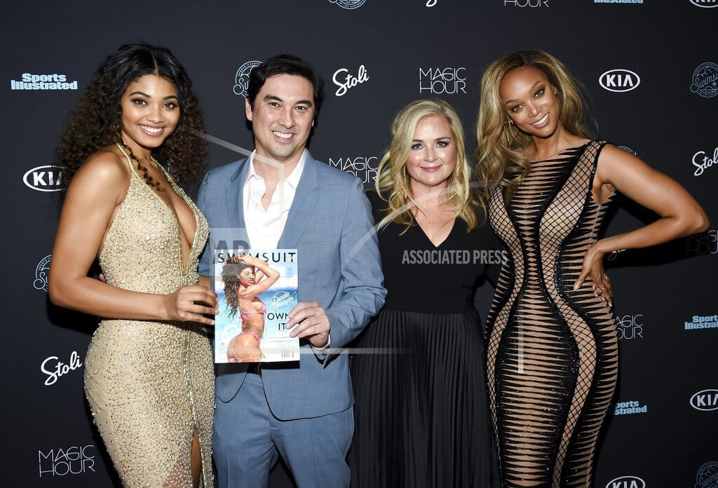 NEW YORK | Sports Illustrated Swimsuit issue moves to May publication