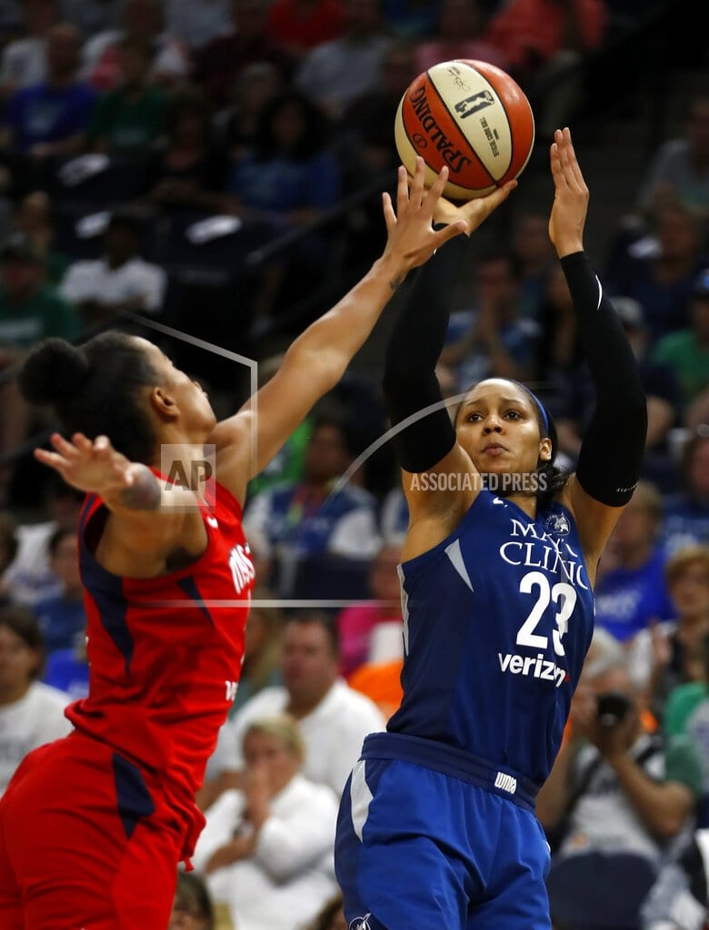 MINNEAPOLIS | Status of Lynx star Maya Moore for '19 WNBA season uncertain