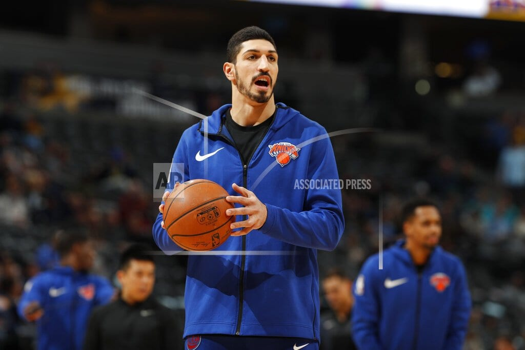 LONDON | NBA's Silver backs Kanter's decision to skip London trip