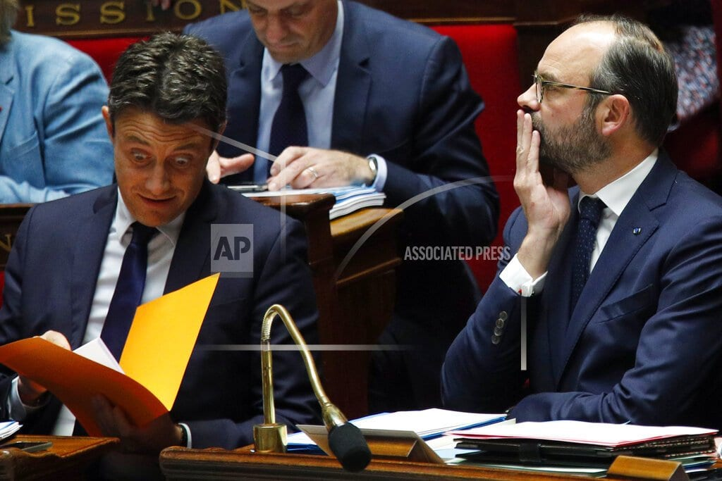 LONDON | The Latest: French government holds special Brexit meeting