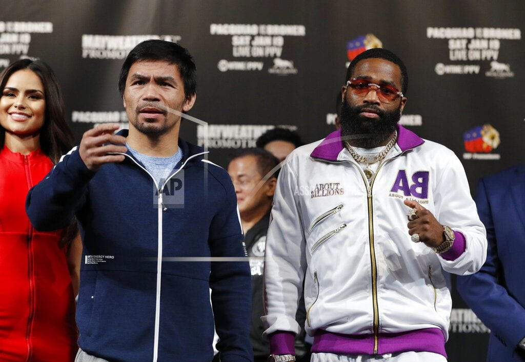 LAS VEGAS | Pacquiao awaits Broner bout in crossroads fight at age 40