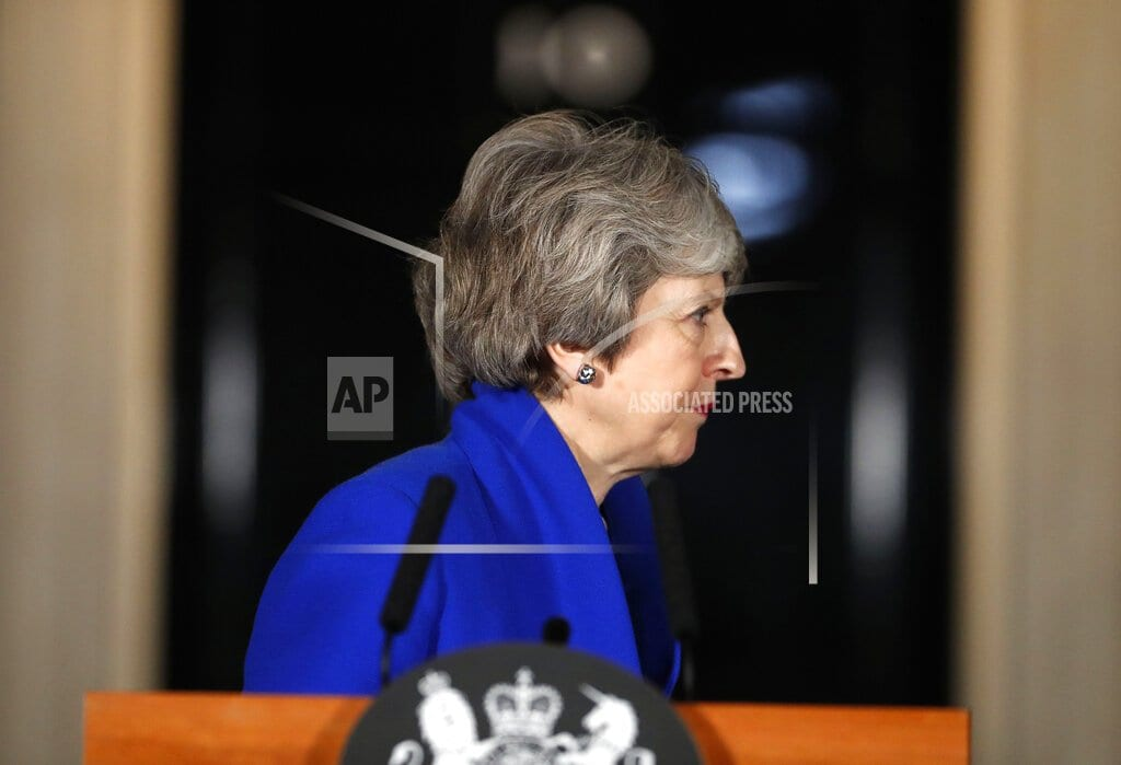 LONDON | May's foes gather as Britain's Brexit stalemate drags on