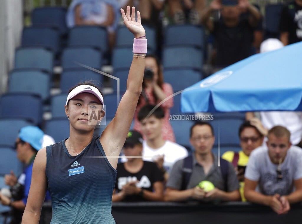 MELBOURNE, Australia | The Latest: Play resumes on Australian Open show courts