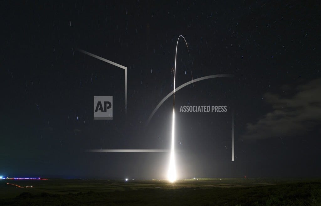 WASHINGTON  | New US strategy forsees sensors in space to track missiles