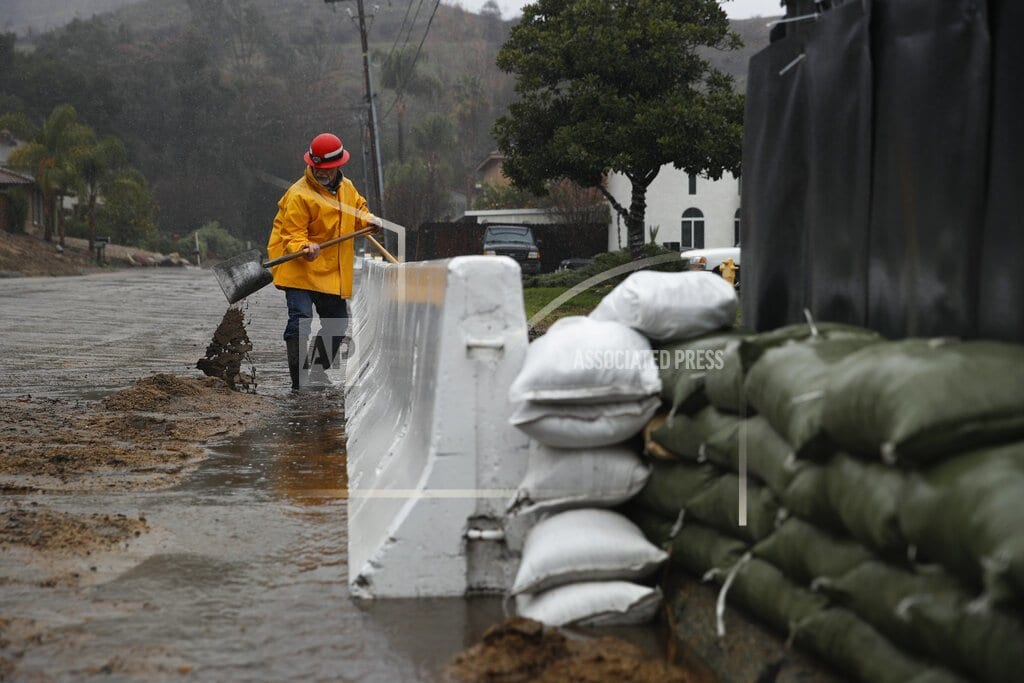 SAN FRANCISCO  | California dries off after storms batter state for days