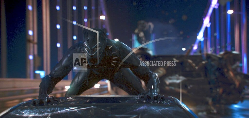 LOS ANGELES  | 'Black Panther' makes Oscar history with best picture nod