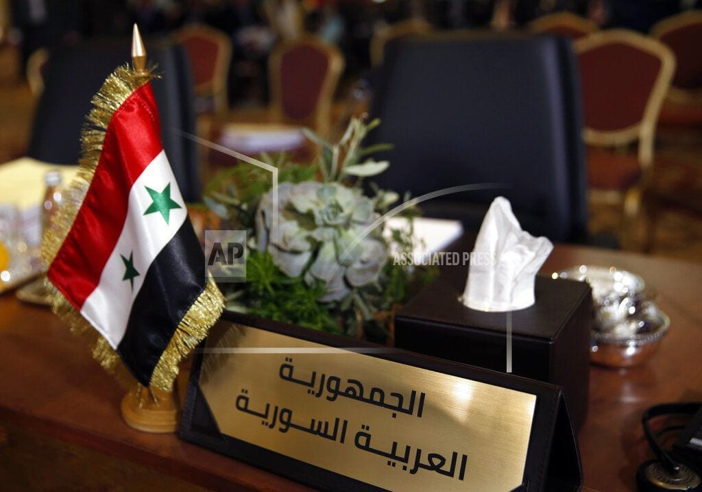 BEIRUT | Arab ministers meet in Beirut ahead of economic summit