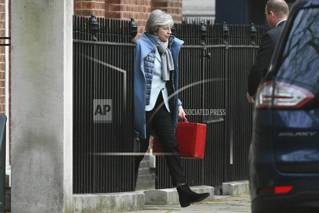LONDON | The Latest: Spain and UK mutually guarantee voting rights