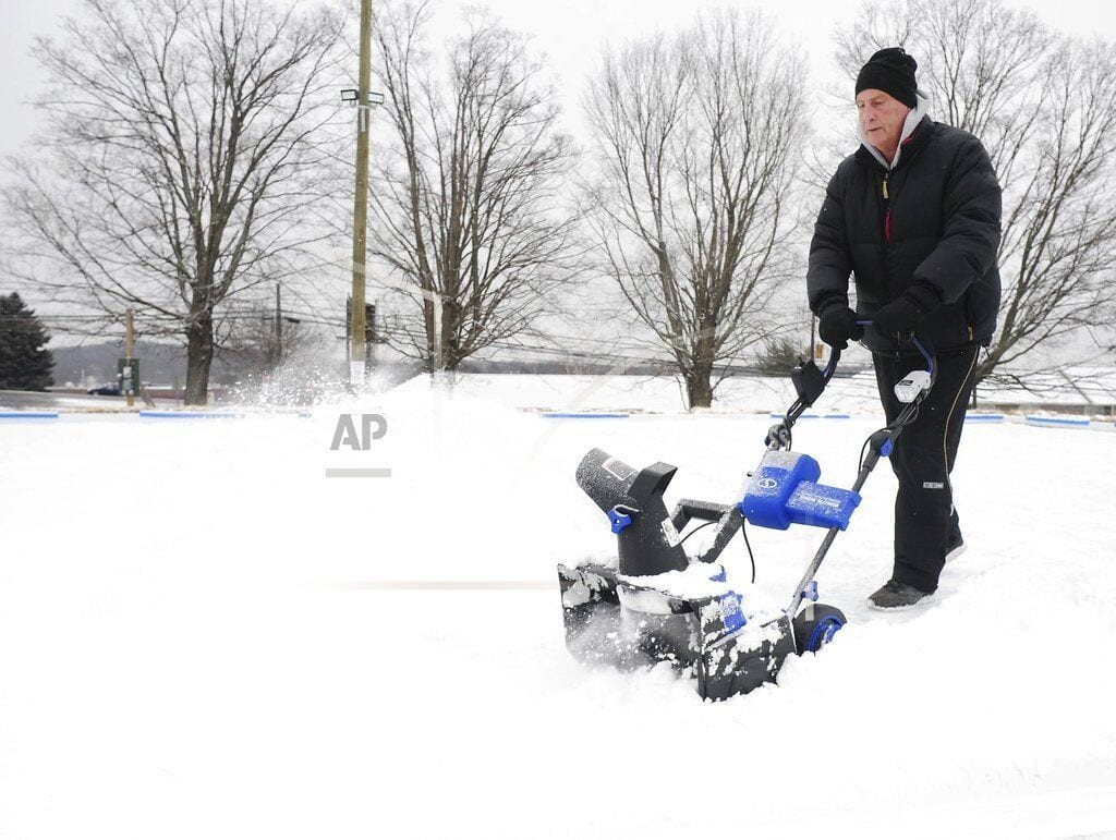 CHICAGO | Weekend winter storm sweeping from Midwest to New England