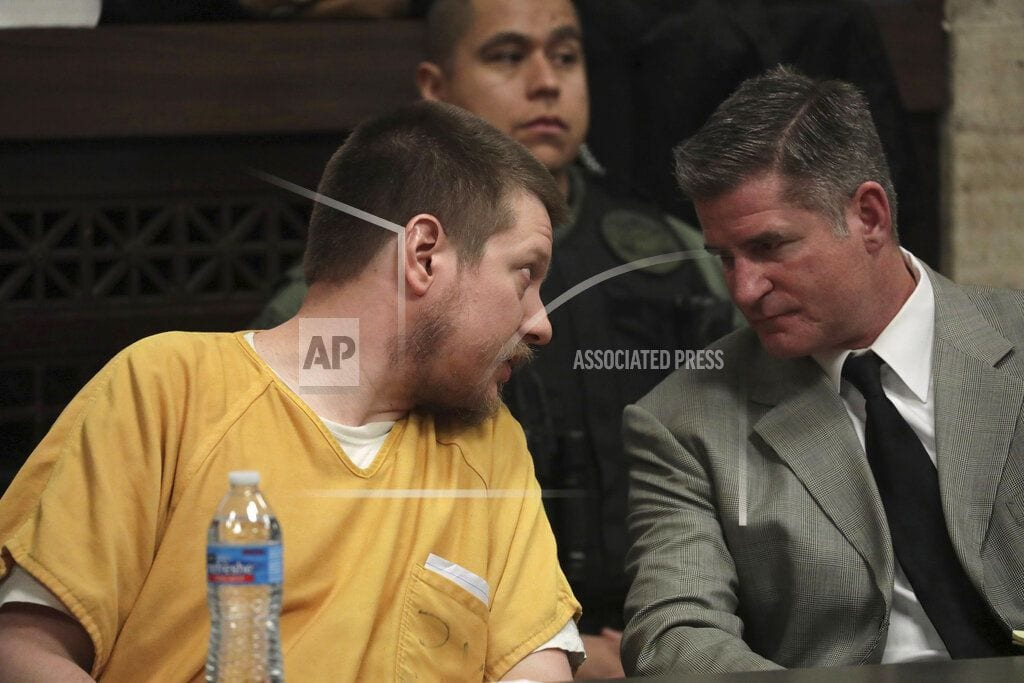 CHICAGO  | The Latest: McDonald relative calls sentence partial victory
