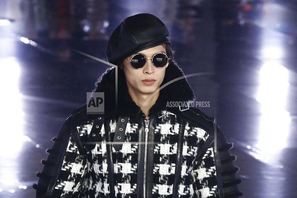 PARIS | Thom Browne goes for spectacle at Paris Fashion Week